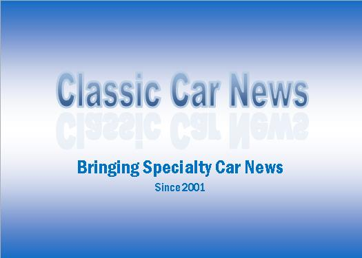 The Classic Car News Timeline & Index Archive