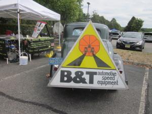 B&T Sign