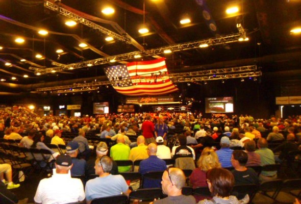 Stars Shine over Barrett Jackson and the other Scottsdale Collector Car Auctions