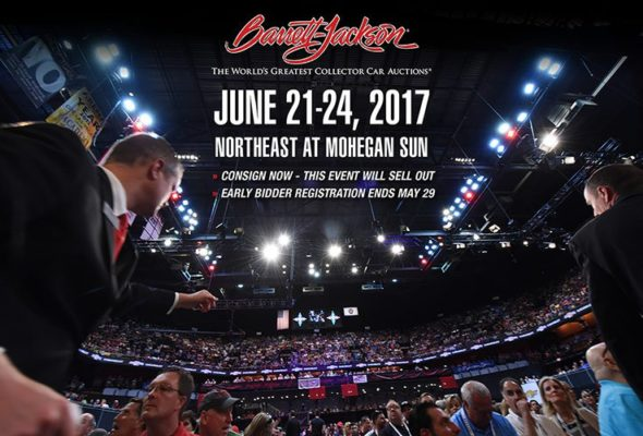 What to know before You Go Series (Barrett Jackson Auction) North East 2017