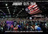 """The Classic Car News """"Lets Go to the"""" 2018 Barrett Jackson AZ Auction"""