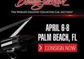 What to Know Before You Go To Barrett Jackson West Palm Beach